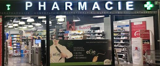 Pharmacie du Géant Jas de Bouffan,AIX-EN-PROVENCE