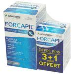 Acheter Forcapil Gélules croissance vitalité cheveux ongles B/180+60 à AIX-EN-PROVENCE