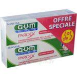Acheter Gum Paroex Gel dentifrice 2T/75ml à AIX-EN-PROVENCE