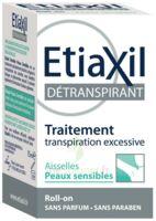 Etiaxil Aisselles Détranspirant Peau Sensibles Roll-on/15ml à AIX-EN-PROVENCE