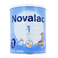 Novalac 1 Lait En Poudre 1er âge B/800g à AIX-EN-PROVENCE