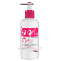 Saugella Girl Savon Liquide Hygiène Intime Fl Pompe/200ml à AIX-EN-PROVENCE