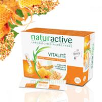 Naturactive Phytothérapie Fluides Solution Buvable Vitalité 20 Sticks/10ml à AIX-EN-PROVENCE