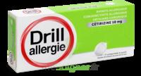 Drill 10 Mg Comprimés à Sucer Allergie Cétirizine Plq/7 à AIX-EN-PROVENCE