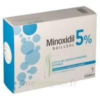 Minoxidil Bailleul 5 % Solution Pour Application Cutanée 3 Fl/60ml à AIX-EN-PROVENCE