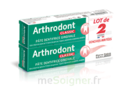 Pierre Fabre Oral Care Arthrodont Dentifrice Classic Lot De 2 75ml à AIX-EN-PROVENCE