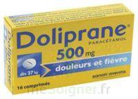 Doliprane 500 Mg Comprimés 2plq/8 (16) à AIX-EN-PROVENCE