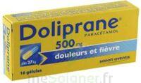 Doliprane 500 Mg Gélules B/16 à AIX-EN-PROVENCE