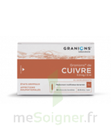 Granions De Cuivre 0,3 Mg/2 Ml S Buv 30amp/2ml à AIX-EN-PROVENCE