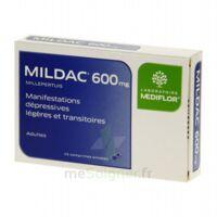 Mildac 600 Mg, Comprimé Enrobé à AIX-EN-PROVENCE