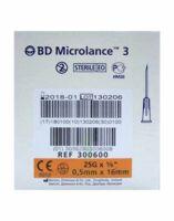 Bd Microlance 3, G25 5/8, 0,5 Mm X 16 Mm, Orange  à AIX-EN-PROVENCE