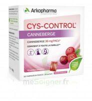 Cys-control 36mg Poudre Orale 20 Sachets/4g à AIX-EN-PROVENCE