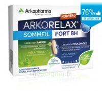 Arkorelax Sommeil Fort 8h Comprimés B/15 à AIX-EN-PROVENCE