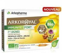 Arkoroyal Immunité Fort Solution Buvable 20 Ampoules/10ml à AIX-EN-PROVENCE