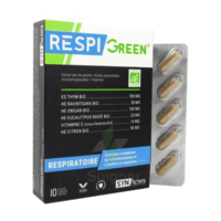 Synactifs Respigreen Bio Gélules B/10 à AIX-EN-PROVENCE