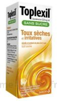 Toplexil 0,33 Mg/ml Sans Sucre Solution Buvable 150ml à AIX-EN-PROVENCE