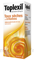 Toplexil 0,33 Mg/ml, Sirop 150ml à AIX-EN-PROVENCE