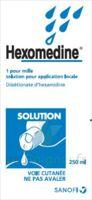 Hexomedine 1 Pour Mille S Appl Loc Fl/250ml à AIX-EN-PROVENCE