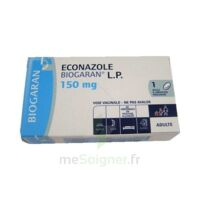 Econazole Biogaran L.p. 150 Mg, Ovule à Libération Prolongée à AIX-EN-PROVENCE