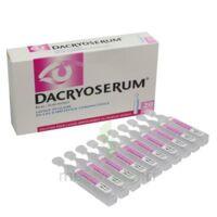 Dacryoserum Solution Pour Lavage Ophtalmique En Récipient Unidose 20unidoses/5ml à AIX-EN-PROVENCE