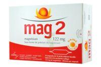 Mag 2 122 Mg S Buv En Ampoule Sans Sucre édulcoré à La Saccharine Sodique 30amp/10ml à AIX-EN-PROVENCE