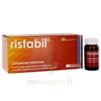 Ristabil Anti-fatigue Reconstituant Naturel B/10 à AIX-EN-PROVENCE