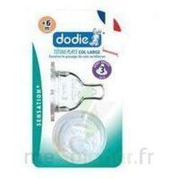 Dodie Sensation+ Tétine Plate Débit 2 Silicone 0-6mois à AIX-EN-PROVENCE