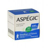 Aspegic 500 Mg, Poudre Pour Solution Buvable En Sachet-dose 30 à AIX-EN-PROVENCE
