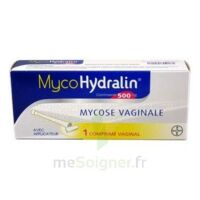 Mycohydralin 500 Mg, Comprimé Vaginal à AIX-EN-PROVENCE
