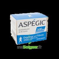 Aspegic 500 Mg, Poudre Pour Solution Buvable En Sachet-dose 20 à AIX-EN-PROVENCE