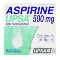Aspirine Upsa 500 Mg, Comprimé Effervescent à AIX-EN-PROVENCE