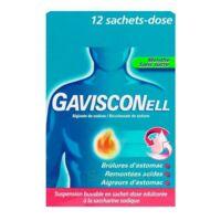 Gavisconell Suspension Buvable Sachet-dose Menthe Sans Sucre 12sach/10ml à AIX-EN-PROVENCE