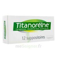 Titanoreine Suppositoires B/12 à AIX-EN-PROVENCE
