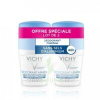 Vichy Déodorant Sans Sels D'aluminium 48h 2 Billes/50ml à AIX-EN-PROVENCE