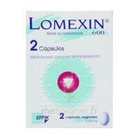 Lomexin 600 Mg Caps Molle Vaginale Plq/2 à AIX-EN-PROVENCE