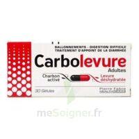 Carbolevure Gélules Adulte Plq/30 à AIX-EN-PROVENCE