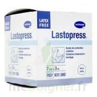 Lastopress® Bande De Compression Cohésive 7 Cm X 3 Mètres - Coloris Blanc à AIX-EN-PROVENCE