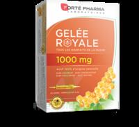Forte Pharma Gelée Royale 1000 Mg Solution Buvable 20 Ampoules/10ml à AIX-EN-PROVENCE