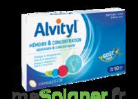 Alvityl Mémoire Et Concentration Caps B/30 à AIX-EN-PROVENCE