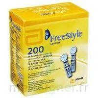 Freestyle Papillon Lancettes B/200 à AIX-EN-PROVENCE