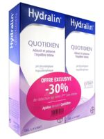 Hydralin Quotidien Gel Lavant Usage Intime 2*400ml à AIX-EN-PROVENCE