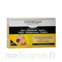 Herbesan Système Immunitaire 20 Ampoules à AIX-EN-PROVENCE