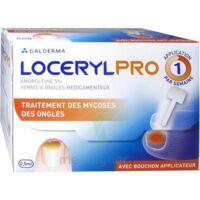 Locerylpro 5 % V Ongles Médicamenteux Fl/2,5ml+spatule+30 Limes+lingettes à AIX-EN-PROVENCE