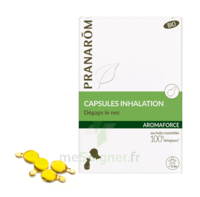 Aromaforce Caps Inhalation Bio B/15 + Inhalateur à AIX-EN-PROVENCE