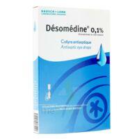 Desomedine 0,1 % Collyre Sol 10fl/0,6ml à AIX-EN-PROVENCE