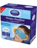 Optone Actimask Masque Chauffant Yeux Sans Parfum 8 Sachets/1 à AIX-EN-PROVENCE