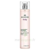 Eau Délassante Parfumante Nuxe Body100ml à AIX-EN-PROVENCE