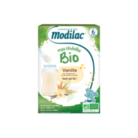 Modilac Céréales Farine Vanille Dès 6 Mois B/250g à AIX-EN-PROVENCE