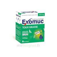 Exomuc 200 Mg, Granulés Pour Usage Oral En Sachet 15 Sachets/2g à AIX-EN-PROVENCE