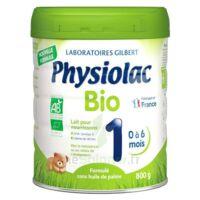 Physiolac Bio 1 Lait En Poudre B/800g à AIX-EN-PROVENCE